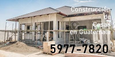 Construcción de Casas.