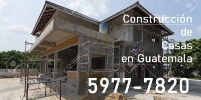 Diseño de casas en Guatemala