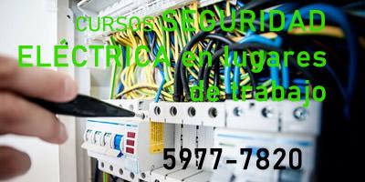 Cursos Seguridad Eléctrica en Lugares de Trabajo NFPA 70E