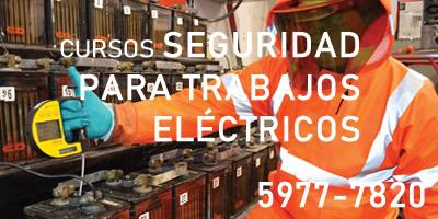 Seguridad para Trabajos Eléctricos
