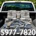 Extraemos Ripio en Pickup Guatemala