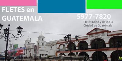 Fletes Chimaltenango