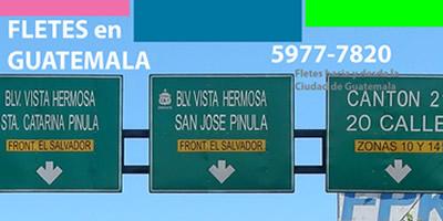 Fletes Zona 10 Guatemala