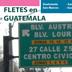 Fletes Zona 16 Guatemala