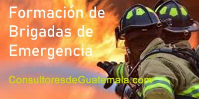 Formación de Brigadas de Emergencia