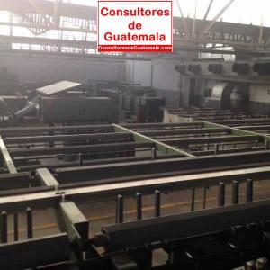 Análisis estructural Plantas industriales en funcionamiento Consultores de Guatemala Nave Industrial, Planta Industrial, Plantas de producción