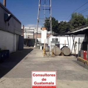 Análisis estructural Plantas industriales en funcionamiento Consultores de Guatemala 4