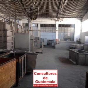 Análisis estructural Plantas industriales en funcionamiento Consultores de Guatemala 7