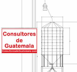 Diseño estructural memoria de cálculo silos, tanques y tolvas
