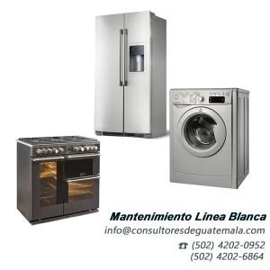 mantenimiento estufas refrigeradoras lavadoras